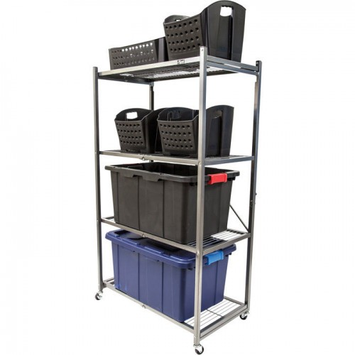 Origami Freestanding Shelving Units at Lowes.com | 500x500