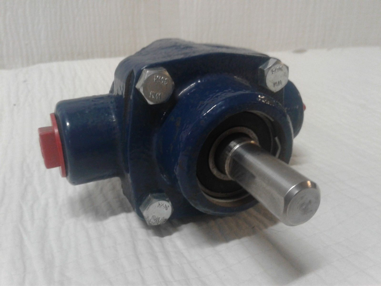 Model# 4900C 150 PSI Delavan Cast Iron 4-Roller Pump 2,600 RPM 9.2 GPM