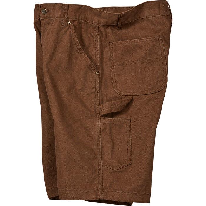 1843625abd Home/Apparel/Gravel Gear Men's Duck Carpenter Shorts 36in waist. ; 