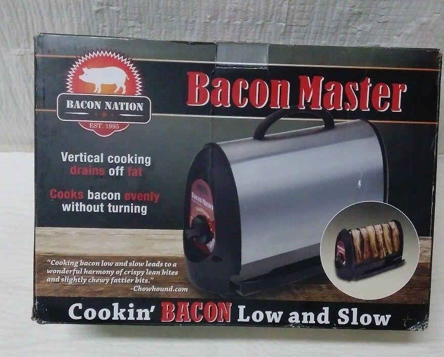 Bacon Nation Bacon Master Cooker Crispy Bacon Every Time