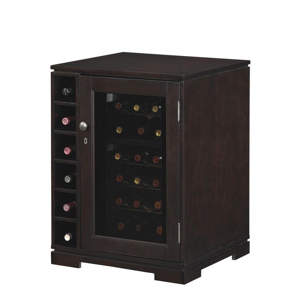 Tresanti Cabernet Wine Cabinet 18 Bottle Wine Cooler
