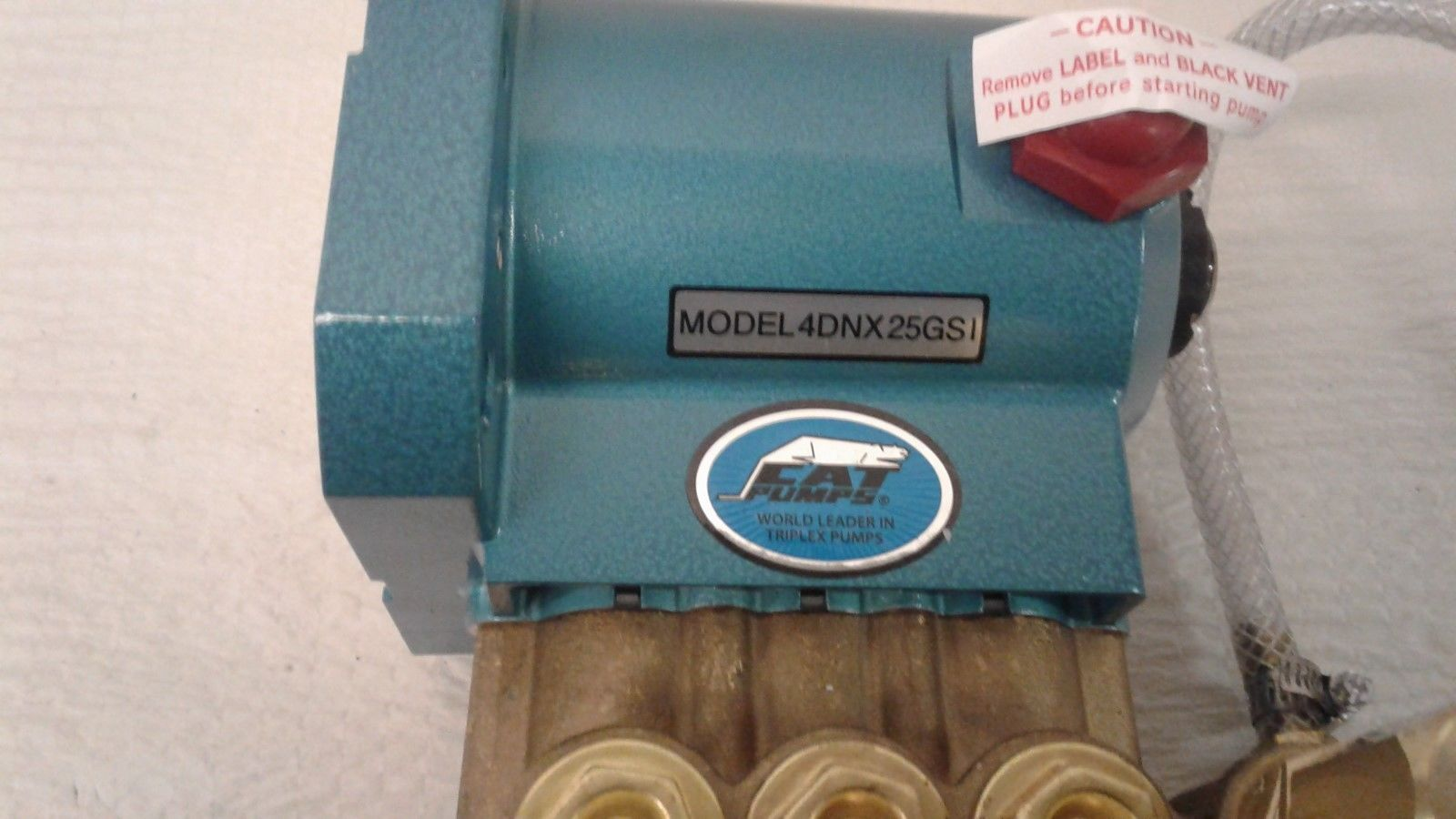 Cat Pumps Pressure Washer Pump 2750 Psi 2 5 Gpm Direct